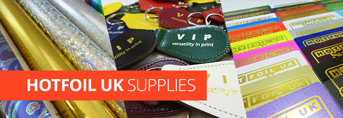 Hotfoil UK Supplies